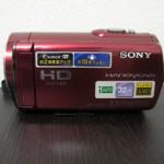 ビデオカメラのデータ復元 HDR-CX170 SONY 神奈川県川崎市