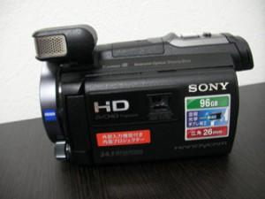 HDR-PJ790V SONY ハンディカムのデータ復元 神奈川県横浜市