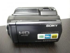 HDR-XR500V SONY フォーマットエラー ビデオカメラのデータ復元 石川県