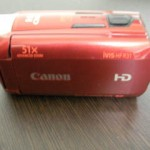 iVIS HF R31 Canon ビデオカメラのデータ復元 熊本県