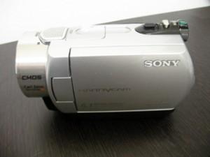 DCR-SR300 SONY ビデオカメラのデータ復元 北海道