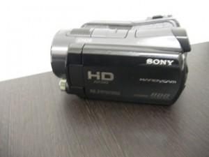 SONY HDR-SR12 ハンディカムのデータ復旧
