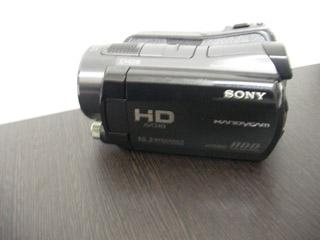 SONY HDR-SR11 ハンディカムのデータ復旧 神奈川県横浜市