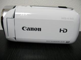 キヤノン iVIS HF R41 削除データ復旧