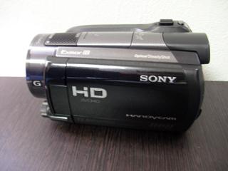 ビデオカメラ復旧 SONY HDR-XR520V