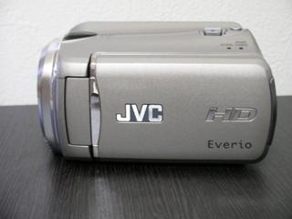 ビデオカメラ復旧 Everio GZ-HD620-S JVC 三重県