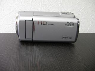ビデオカメラ復旧 Everio GZ-HM460-S 神奈川県横浜市