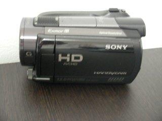ビデオカメラ復旧 SONY HDR-XR520V 徳島県