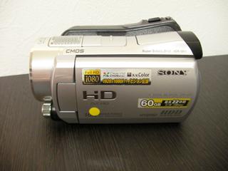 ビデオカメラ復旧 フォーマットエラー E:31:00 愛知県