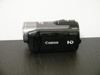 キャノンiVIS HF10 ビデオカメラ復元