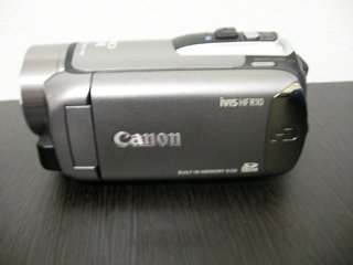 Canon IVIS HF R10