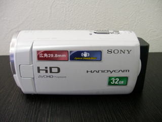 ハンディカム復元 SONY HDR-CX270V 三重県