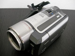ビデオカメラ復旧 Canon iVIS HF10 静岡県