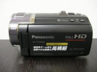 ビデオカメラ パナソニック HC-V700Mのデータ復元 長野県