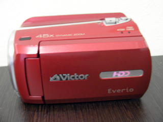 データ復元 Victor Everio GZ-MG760-R