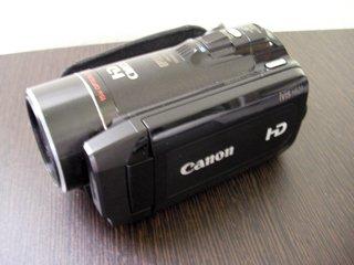Canonビデオカメラ復元 iVIS HF21