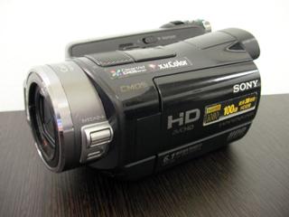 ビデオカメラ復旧 SONY HDR-SR8
