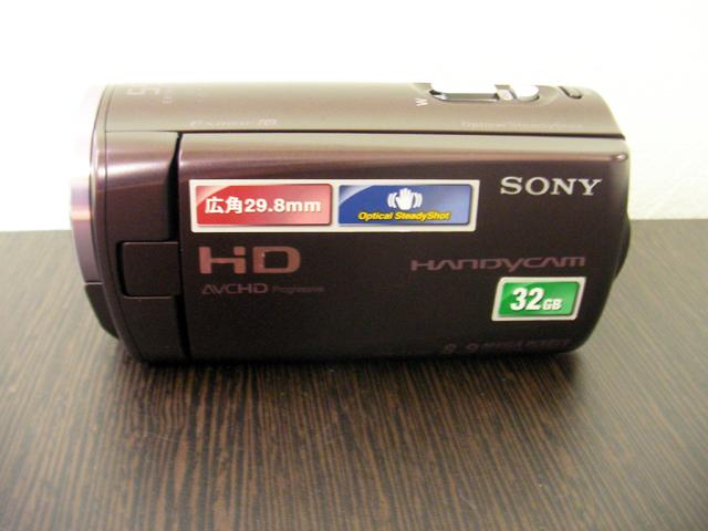ビデオカメラ復元 SONY HDR-CX270V 岐阜県