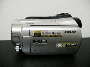 ビデオカメラ復元 SONY HDR-SR11 神奈川県横浜市