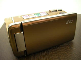 JVC Everio GZ-HM890 故障データ復元